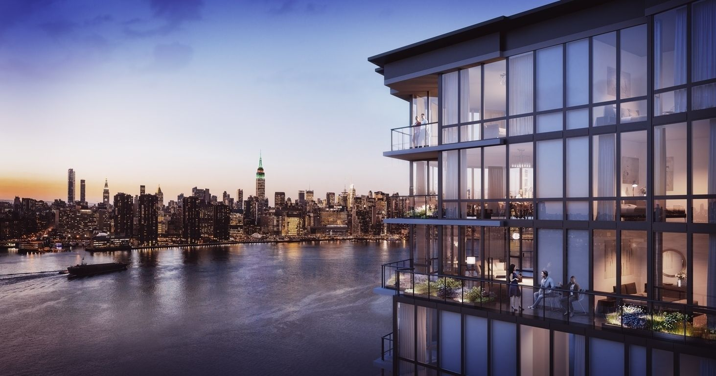 The Greenpoint At 21 India Street In Brooklyn Luxury