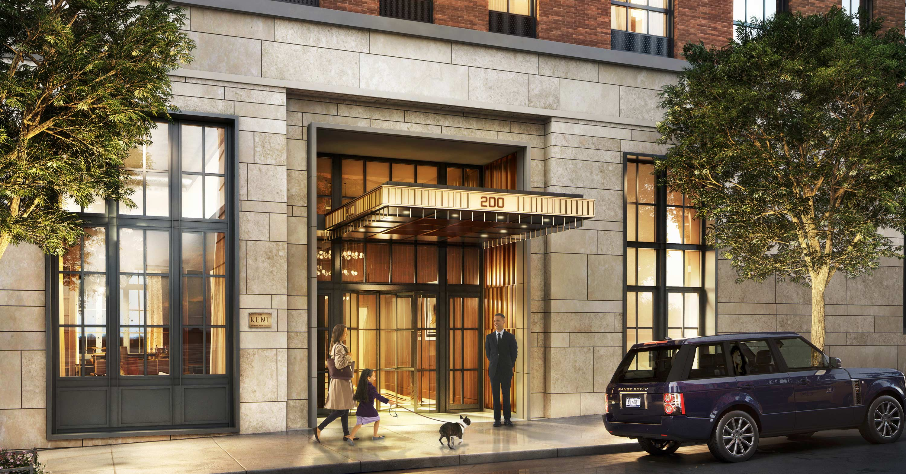 The Kent at 200 East 95th Street in Upper East Side - Luxury