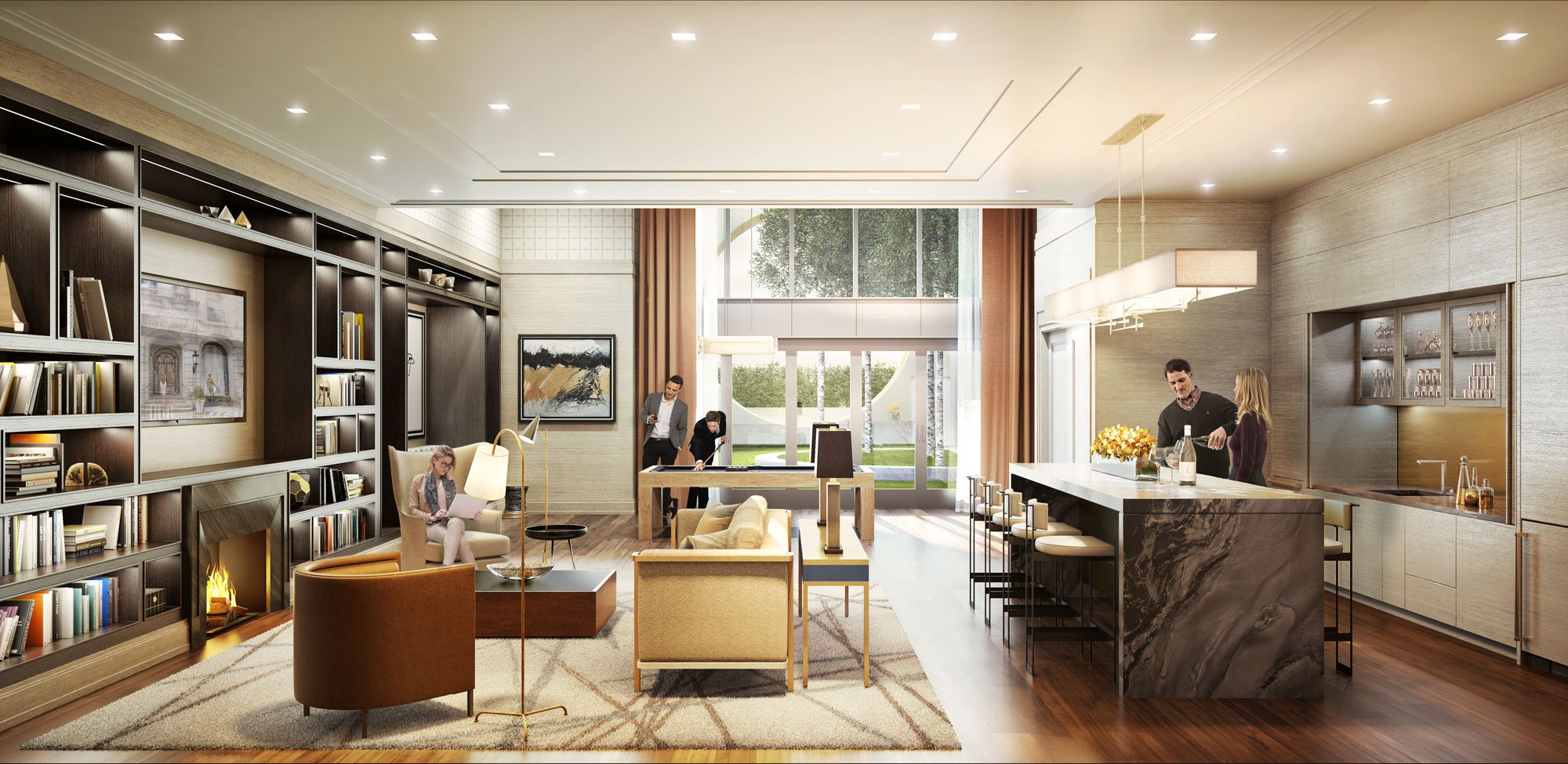 Upper east side penthouses for sale panoramic views from for Upper east side manhattan apartments for sale