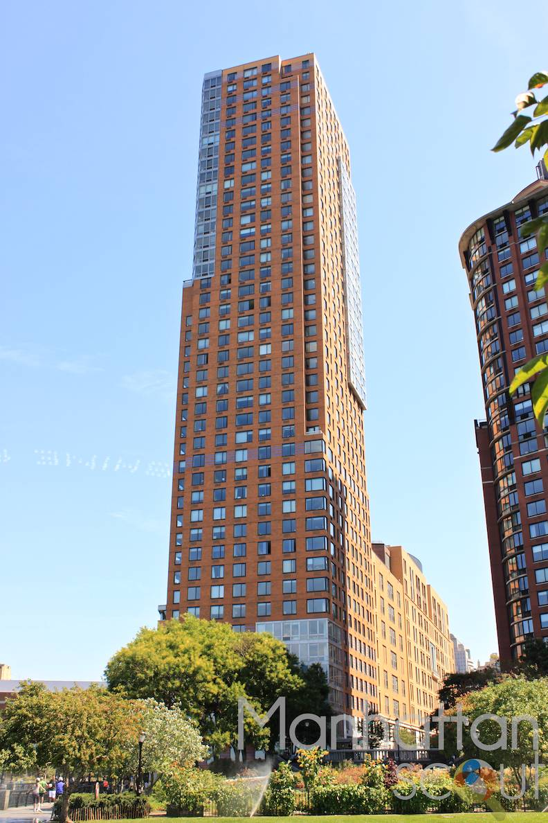 Tribeca pointe 41 river terrace nyc manhattan scout for 41 river terrace ny ny