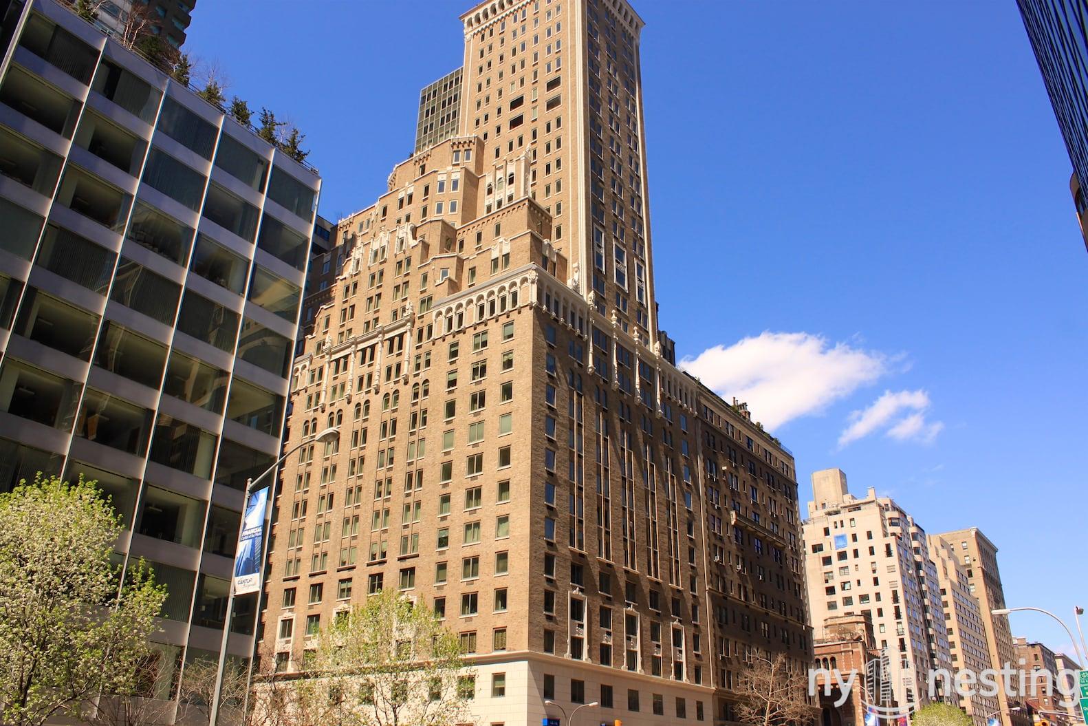 Trump Park Avenue 502 Park Ave Nyc Manhattan Scout