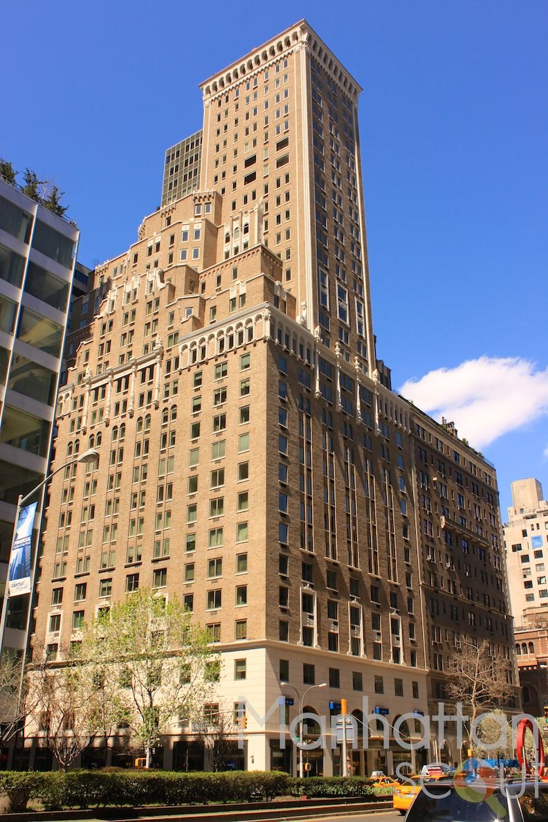 Trump Park Avenue At 502 Park Avenue In Upper East Side