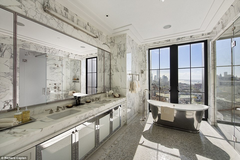 47 5m Walker Tower Penthouse Finds Buyer Ny Nesting News